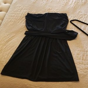 WHBM simple and classy little black dress